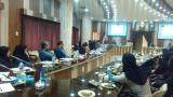 Isfahan meeting session